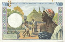 5000 Francs ÉTATS DE L