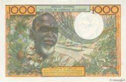 1000 Francs BÉNIN  1970 P.203Bj SUP+