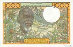 1000 Francs BÉNIN  1970 P.203Bl pr.NEUF