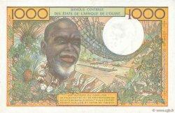 1000 Francs BÉNIN  1978 P.203Bn SUP