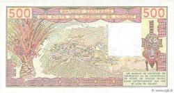 500 Francs BÉNIN  1980 P.205Bb SPL+