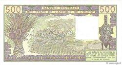 500 Francs BÉNIN  1986 P.206Bj pr.NEUF