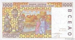 1000 Francs BÉNIN  2002 P.211Bm NEUF