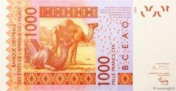 1000 Francs BÉNIN  2003 P.215Ba NEUF