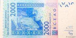 2000 Francs BÉNIN  2003 P.216Ba NEUF