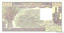 500 Francs BURKINA FASO  1988 P.306Ca pr.NEUF