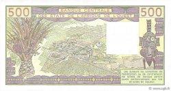 500 Francs BURKINA FASO  1984 P.306Ch pr.NEUF