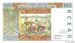 500 Francs BURKINA FASO  1996 P.310Cf SUP+