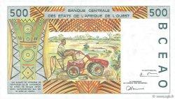 500 Francs BURKINA FASO  1997 P.310Cg NEUF