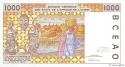 1000 Francs BURKINA FASO  1997 P.311Ch NEUF