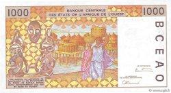 1000 Francs BURKINA FASO  1998 P.311Ci NEUF