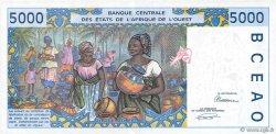 5000 Francs BURKINA FASO  1993 P.313Cb pr.NEUF