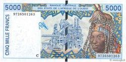 5000 Francs BURKINA FASO  1997 P.313Cf pr.NEUF