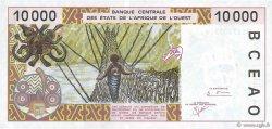 10000 Francs BURKINA FASO  2001 P.314Cj NEUF