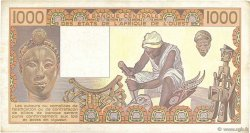 1000 Francs MALI  1981 P.406Db SUP
