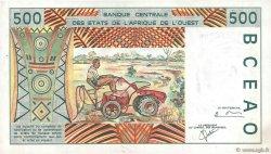 500 Francs MALI  2001 P.410Dl SUP+