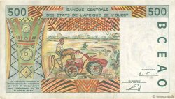 500 Francs MALI  2002 P.410Dm TTB
