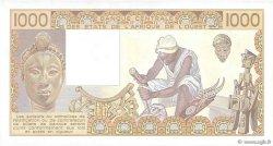 1000 Francs NIGER  1990 P.607Hj pr.NEUF