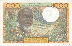 1000 Francs SÉNÉGAL  1978 P.703Kn SPL