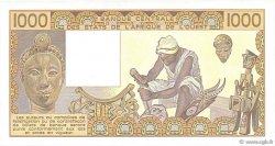 1000 Francs SÉNÉGAL  1981 P.707Kc pr.NEUF
