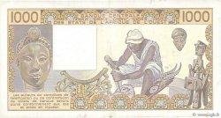 1000 Francs SÉNÉGAL  1985 P.707Kf SPL