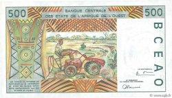 500 Francs SÉNÉGAL  1997 P.710Kh pr.NEUF