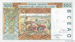 500 Francs SÉNÉGAL  1999 P.710Kj pr.NEUF