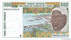 500 Francs SÉNÉGAL  2000 P.710Kk pr.NEUF