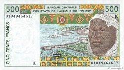 500 Francs SÉNÉGAL  2001 P.710Kl NEUF
