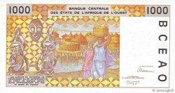 1000 Francs SÉNÉGAL  1992 P.711Kb pr.NEUF