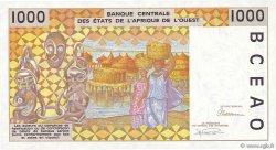1000 Francs SÉNÉGAL  1993 P.711Kc NEUF