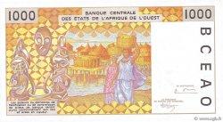 1000 Francs SÉNÉGAL  1995 P.711Ke NEUF