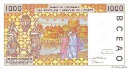 1000 Francs SÉNÉGAL  1996 P.711Kf NEUF