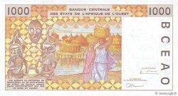 1000 Francs SÉNÉGAL  1998 P.711Kh NEUF