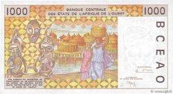 1000 Francs SÉNÉGAL  1999 P.711Ki NEUF