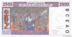 2500 Francs SÉNÉGAL  1992 P.712Ka NEUF