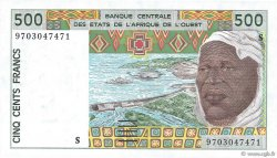 500 Francs GUINÉE BISSAU  1997 P.910Sa NEUF