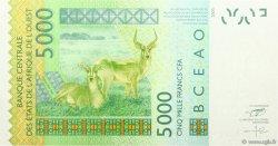 5000 Francs GUINÉE  2011 P.919s NEUF