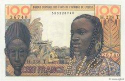 100 Francs TOGO  1965 P.801Te NEUF