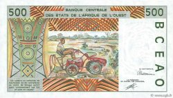 500 Francs TOGO  1991 P.810Ta NEUF