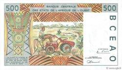 500 Francs TOGO  1996 P.810Tf NEUF