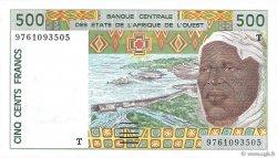 500 Francs TOGO  1997 P.810Tg NEUF