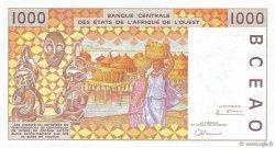 1000 Francs TOGO  1998 P.811Th NEUF