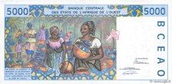 5000 Francs TOGO  1993 P.813Tb pr.NEUF