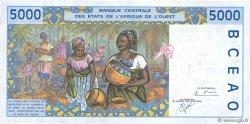 5000 Francs TOGO  2001 P.813Tj NEUF