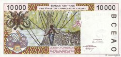 10000 Francs TOGO  1994 P.814Tb NEUF