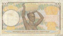 100 Francs AFRIQUE OCCIDENTALE FRANÇAISE (1895-1958)  1941 P.23 TTB