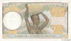 100 Francs AFRIQUE OCCIDENTALE FRANÇAISE (1895-1958)  1941 P.23 SUP