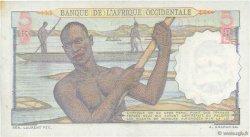 5 Francs AFRIQUE OCCIDENTALE FRANÇAISE (1895-1958)  1948 P.36 NEUF