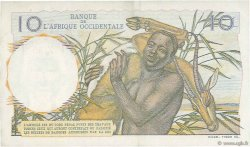 10 Francs AFRIQUE OCCIDENTALE FRANÇAISE (1895-1958)  1948 P.37 pr.NEUF